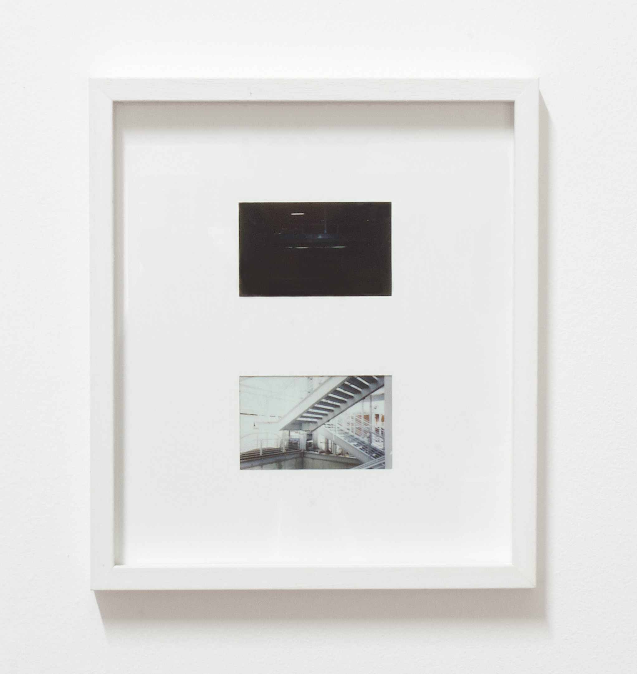 Fujifilm Instax Wide and wooden frame, 28×32cm