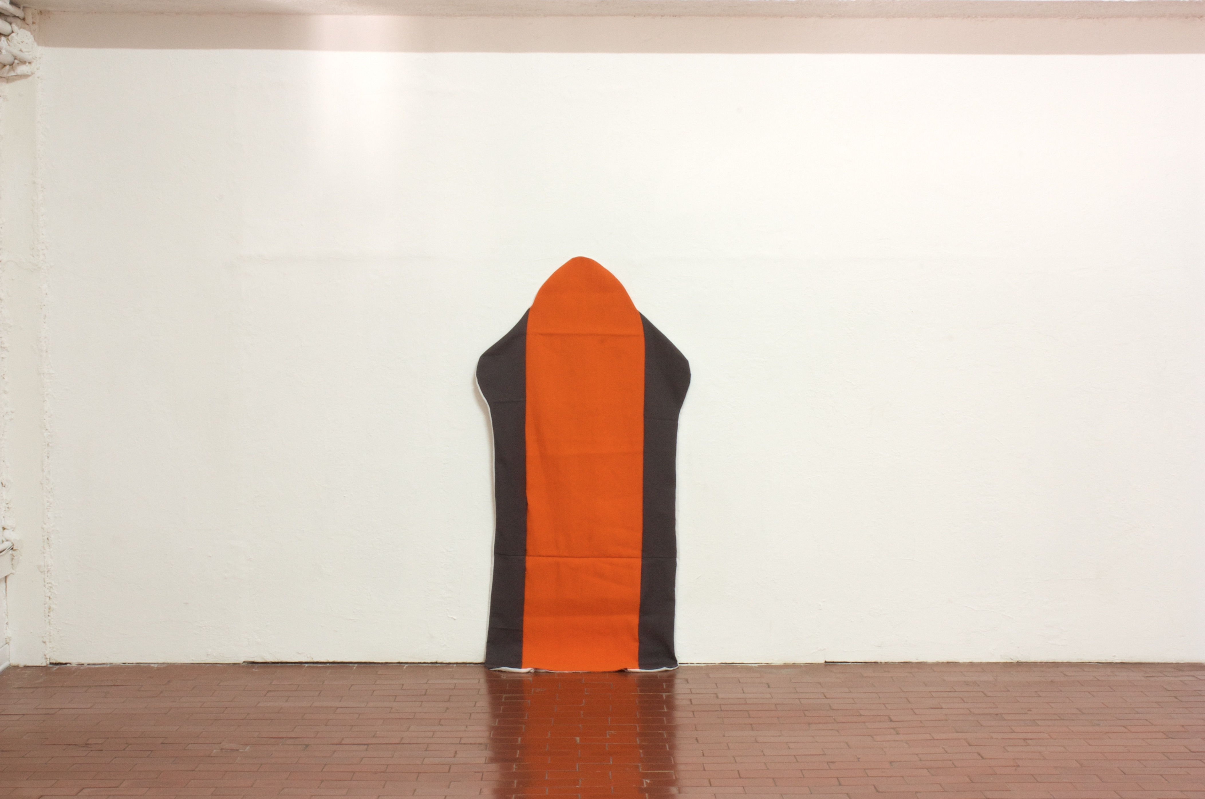 Sewn car seat upholstery, 137×67cm